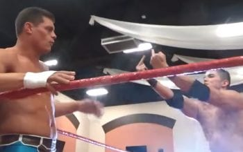 Sammy Guevara Remembers The First Time He Gave Cody Rhodes The Middle Finger