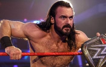Drew McIntyre's Expected WWE Return Revealed