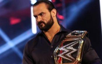 Drew McIntyre Celebrates Milestone As WWE Champion