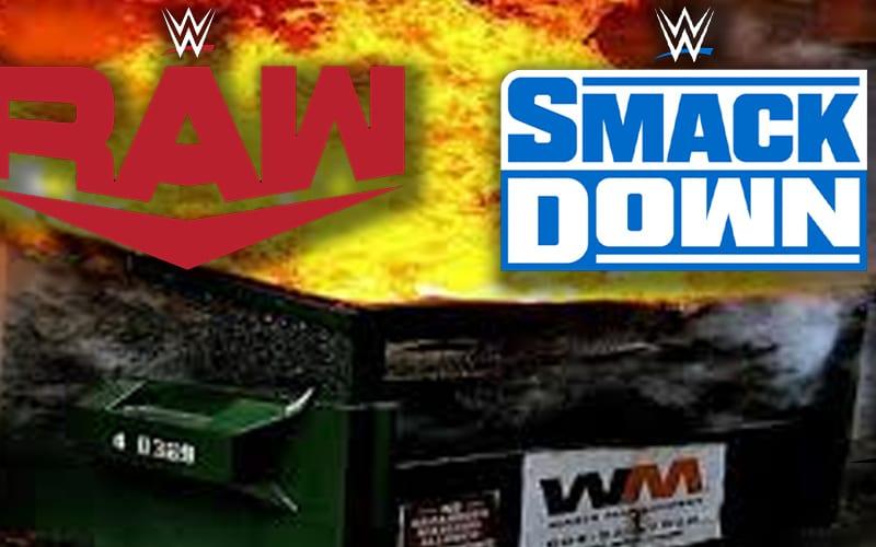 dumpster-fire-2-raw-smackdown