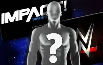 Released WWE Superstars Spotted Wearing Impact Wrestling Merch