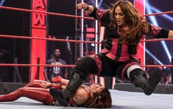 Nia Jax Taking Blame Backstage In WWE After Busting Kairi Sane Open On Ring Steps