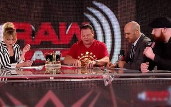 RAW TALK Post Show Returning To WWE Network