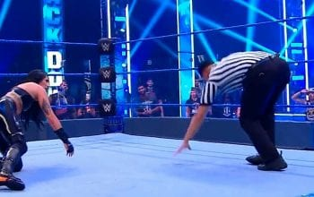 The Truth Behind WWE SmackDown Referee Injury Spot Revealed!
