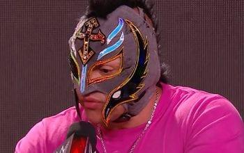Rey Mysterio No Longer Under WWE Contract