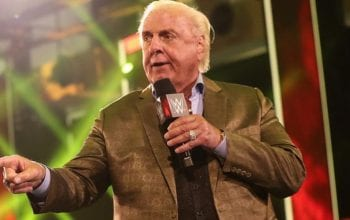 Ric Flair Supports 4 Horsemen Stable In AEW