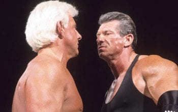 Ric Flair Tried To Get Out Of Wrestling Vince McMahon