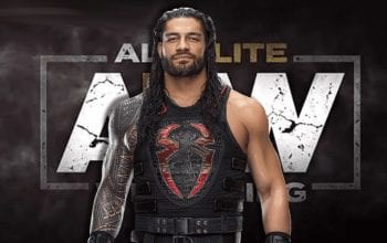 AEW's Current Progress In Bringing In Roman Reigns' Relative
