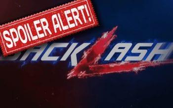 HUGE Possible Spoiler On WWE's Plan For Backlash Title Change