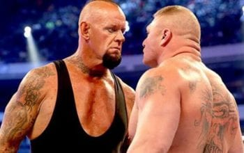 The Undertaker Reveals If He Would Fight Brock Lesnar For Real