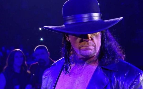 WWE Confirms The Undertaker's Retirement