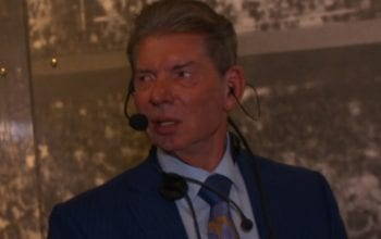 Vince McMahon Left WWE RAW Television Tapings Early