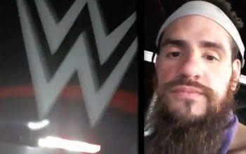 WWE Performance Center Stalker Live Streams Strange Trespassing Session