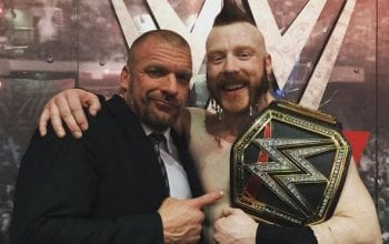 Sheamus Says His Friendship With Triple H Made A Lot Of People Angry
