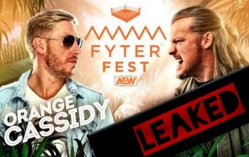 COMPLETE SPOILERS LEAK For AEW Fyter Fest Night Two