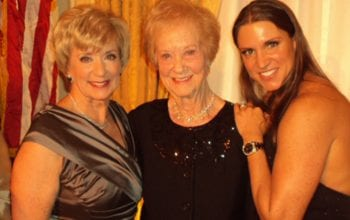 Linda McMahon's Mother Evelyn Edwards Passes Away