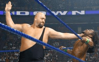 Kofi Kingston Blames Big Show's Chops For Reason His Chest Is Sinking
