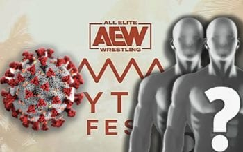 Fan Reveals All About AEW Coronavirus Testing Procedure For Outsiders