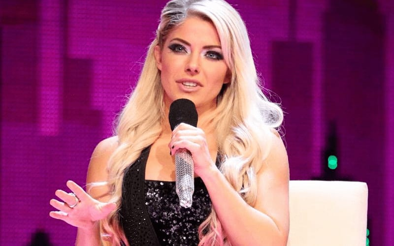 Our Fun Is Just Getting Started- Alexa Bliss After Her