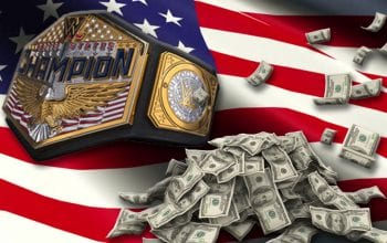 WWE ALREADY SELLING New United States Title Replicas
