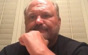 Arn Anderson Has Emotional Exchange With Blind Fan During Live Stream