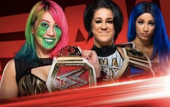 WWE RAW Results – July 6, 2020