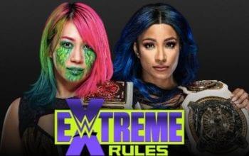 Betting Odds For Asuka vs Sasha Banks At WWE Extreme Rules Revealed