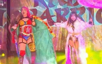 Kairi Sane RETURNS To WWE RAW This Week