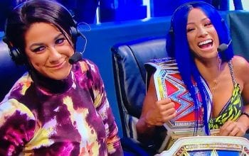 Bayley & Sasha Banks Getting New WWE Network Special