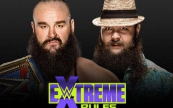 Betting Odds For Braun Strowman vs Bray Wyatt At WWE Extreme Rules Revealed
