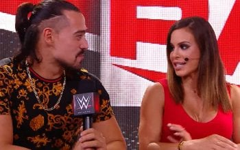 Charly Caruso On WWE Dropping Romantic Storyline With Angel Garza