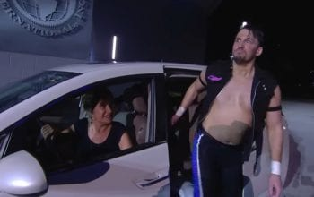 Chuck Taylor's Mom Didn't Appreciate AEW Fyter Fest Snub During Best Friends' Entrance