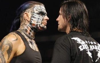 Jeff Hardy Says Feud With Sheamus Reminds Him Of Working With CM Punk