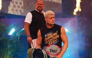 Cody Rhodes Calls AEW TNT Title 'The Most Important Belt Of The Last Year'