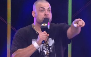 Why Eddie Kingston Was Shouting At The End Of AEW Dynamite This Week