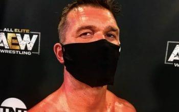 Frankie Kazarian Explains Why He Wears A Mask