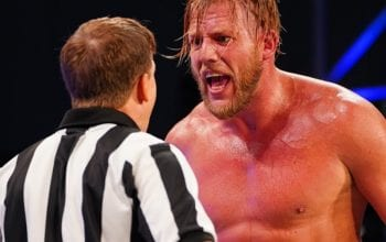 AEW Suspends Jake Hager Following Actions At Fyter Fest