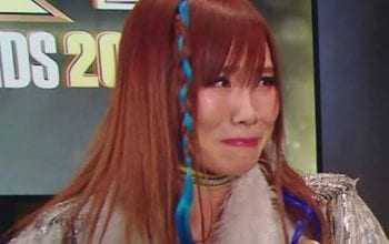WWE Pulls Down Kairi Sane Advertisement