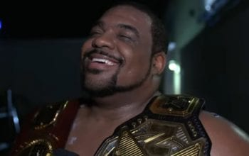 Keith Lee Doesn't Really Think About AEW Competition To WWE NXT