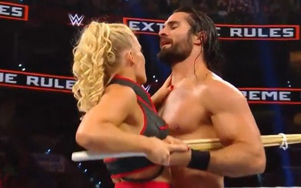 Lacey Evans Thinks She Could Be Pregnant With WWE Colleague Seth Rollins! 1