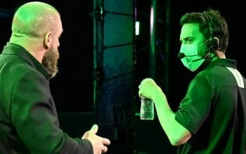WWE's New Mask Mandate Causes Massive Confusion Backstage