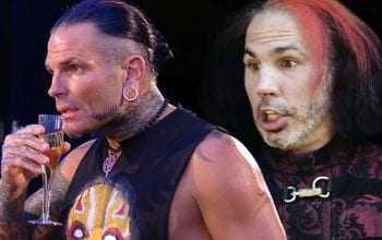 Matt Hardy Is Worried About Jeff Hardy's Current WWE Storyline