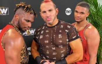 Matt Hardy Compares Himself To Michael Hayes With Private Party Alliance