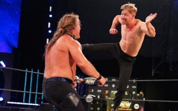 Chris Jericho & Orange Cassidy In A Dead Heat With Betting Odds At AEW Fyter Fest