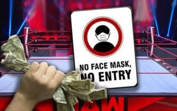 WWE Reportedly Didn't Tell NXT Superstar Crowd About Fines For Not Wearing Masks