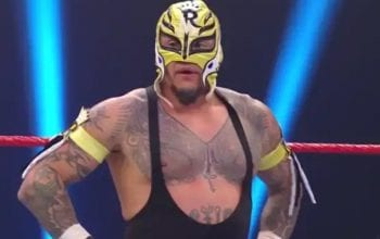 When Rey Mysterio's WWE Contract Actually Expired