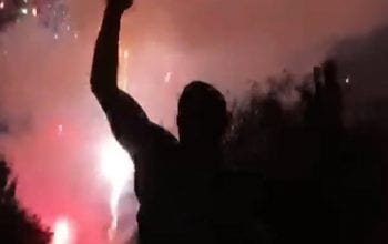 Randy Orton Strikes Classic RKO Pose In Epic 4th Of July Fireworks Video