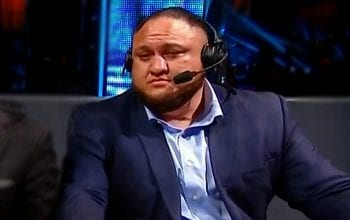 WWE Pulling Samoa Joe From RAW Announce Team