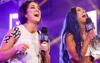 Sasha Banks Says 'We're Better Than The Undertaker'