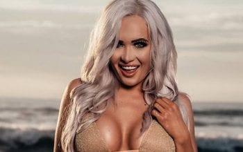 Scarlett Drops Brand New Sizzling Beach Photos